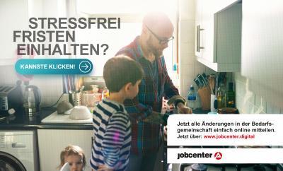 neuer eService - Jobcenter.digital