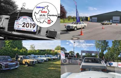 Oldtimer Rallye Hamburg 2019
