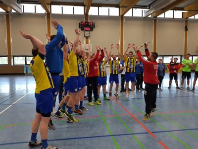 Eintracht Braunschweig II feiert den Pokalsieg