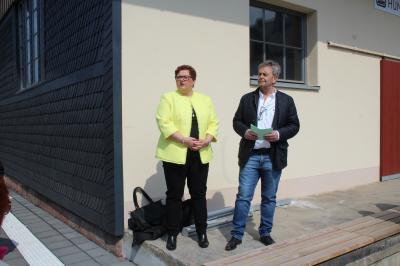 Vorschaubild zur Meldung: Neues Portal am Bahnhof Emmelshausen