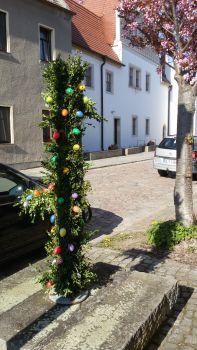 Vorschaubild zur Meldung: Dankeschön und Osterimpressionen aus Mühlberg vom Osterspaziergang