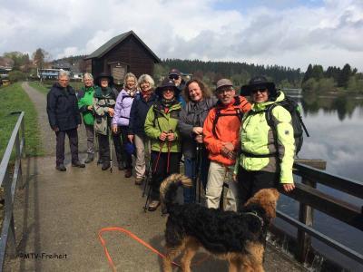 Foto zur Meldung: Rundwanderung Buntenbock -Flambacher Teiche