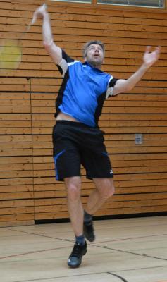 Foto zur Meldung: DJK-Badmintonspieler kämpfen um den Aufstieg in die Bezirksoberliga