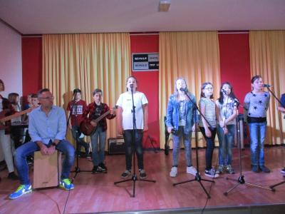 Vorschaubild zur Meldung: 4. Fest der Talente der Grundschule NORD