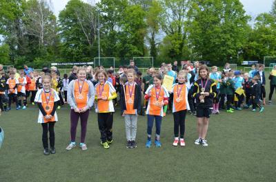 Vorschaubild zur Meldung: 22. Kinder- und Jugendsportspiele im Landkreis OSL - Fußball