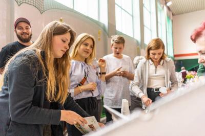 Foto zur Meldung: Calauer Oberschüler setzen auf Europa