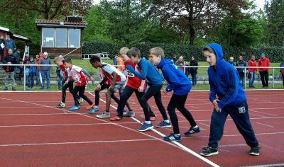 Vorschaubild zur Meldung: Leichtathletik: Kreismeisterschaften der Kinder im NLV-Kreis Osterode und zum ersten Mal Regionsmeisterschaften Südniedersachsen