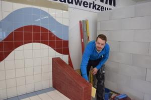 Vorschaubild zur Meldung: Deutschlands Fliesenleger bei der WorldSkills 2019