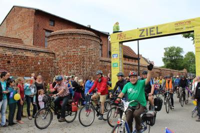 Vorschaubild zur Meldung: Tour de Prignitz startet in Wittstock/Dosse