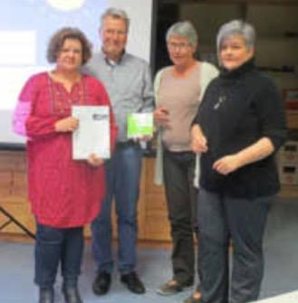 """Vorschaubild zur Meldung: Energiegewinnhaus in Malborn erhält die Klimaschutzplakette """"H.ausgezeichnet"""""""