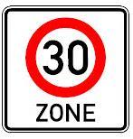 Tempo 30 Zone