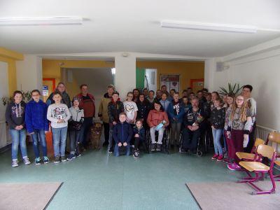 """Foto zur Meldung: Schulprojekt """"Toleranz durch Dialog"""""""