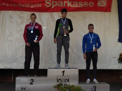 Foto zur Meldung: DM Kanu-Marathon in Rheine