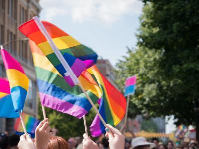 Vorschaubild zur Meldung: Internationaler Tag gegen Homo-, Trans-, Bi- und Interfeindlichkeit