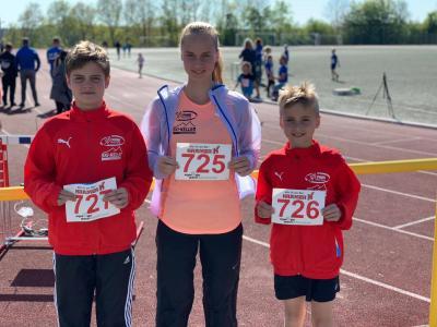 Foto zur Meldung: Neuer Vereinsrekord über 5.000m durch Sonja Vernikov