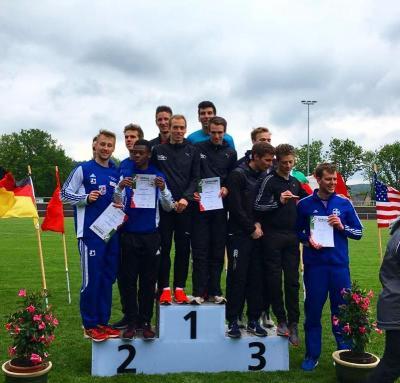 Foto zur Meldung: Gold und Bronze bei NRW-Langstaffelmeisterschaften