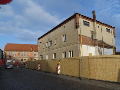 Vorschaubild zur Meldung: Bauantrag für die Brennerei im Klosterviertel gestellt