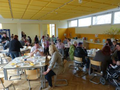 Foto zur Meldung: Elterncafé in der Grundschule Am See Groß Twülpstedt