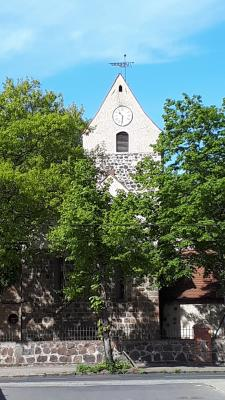Dorfkirche Mahlösdorf