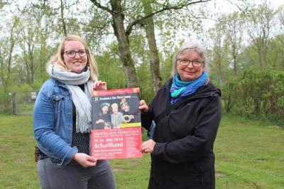 Foto zur Meldung: Comedy in Schafflund