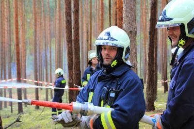Vorschaubild zur Meldung: Feuerwehrjubiläum und Stadtausscheid