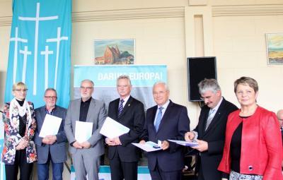 Vorschaubild zur Meldung: Volksbund Deutsche Kriegsgräberfürsorge e.V. Regionalverband Demmin