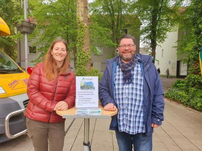 Foto zur Meldung: Beratung über Sozialleistungen durch den Fachbereich Soziale  Dienste der Gemeinde Holzwickede