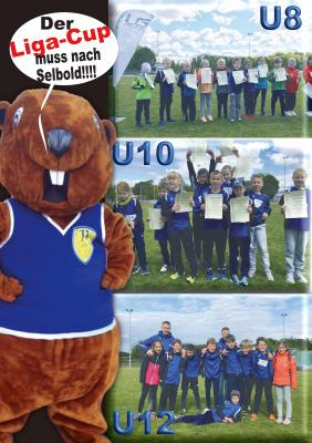 Foto zur Meldung: Sensationeller Erfolg für die KiLa Teams des TVL in Seligenstadt!