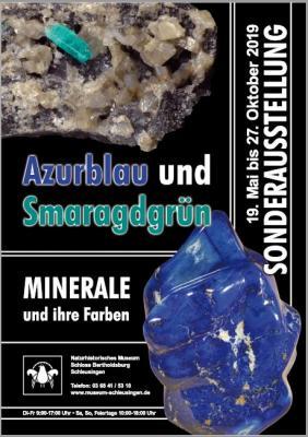 Plakat SA Minerale