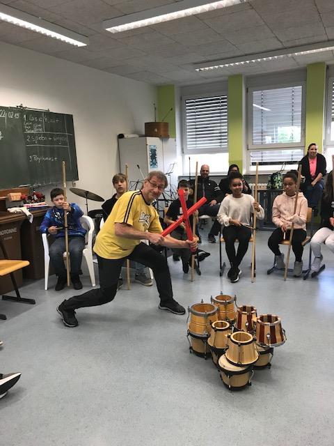 Bild der Meldung: Tag der Offenen Tür an der Mittelschule Altenburgblick
