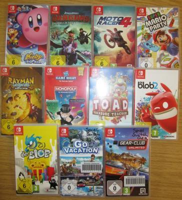 Foto zur Meldung: NEU! Nintendo Switch-Spiele in der Ausleihe