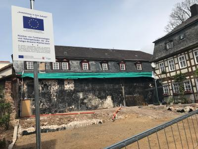 Foto zu Meldung: Europa in Wächtersbach – ohne EU nicht finanzierbar