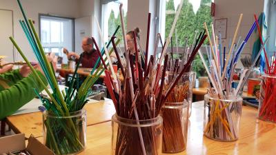 Vorschaubild zur Meldung: Perlen-Workshop im Glasmuseum Noch Plätze frei beim letzten Kurs vor der Sommerpause!