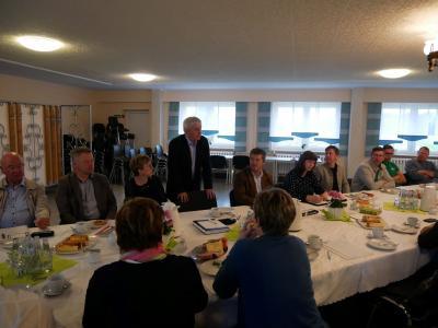 Foto zur Meldung: Erweiterte Vorstandssitzung in Frauendorf