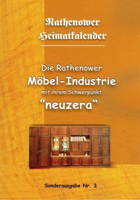 Foto zur Meldung: Sonderheft 3 des Rathenower Heimatkalender