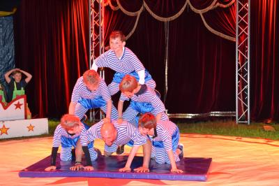 Vorschaubild zur Meldung: Der Zirkus war da