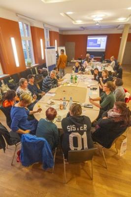 """Foto zur Meldung: Regionalforum """"Inklusiver Tourismus"""" in Altlandsberg"""