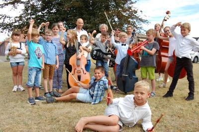 Die Teilnehmer des letzten IKARUS-Kurses in Ludwigslust. Foto: Sylvia Wegener