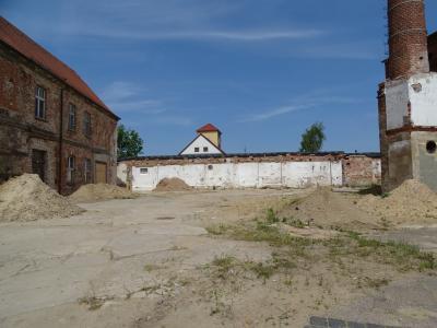Vorschaubild zur Meldung: Archäologische Arbeiten im Klosterviertel werden fortgesetzt