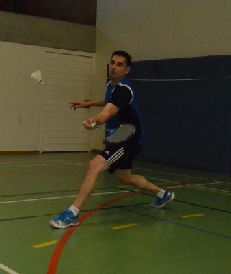 Foto zur Meldung: Badmintonspieler kämpfen in Relegation um Aufstieg in die Bezirksoberliga - Spielbericht