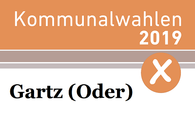 Vorschaubild zur Meldung: Kommunalwahl in Gartz (Oder)