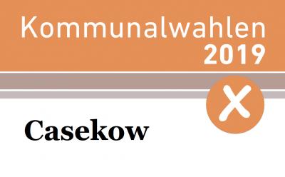 Vorschaubild zur Meldung: Kommunalwahl in Casekow