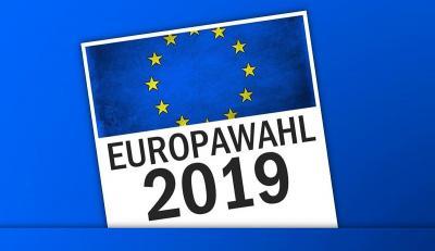 Vorschaubild zur Meldung: Wahlergebnis der Europawahl (Nauheim)