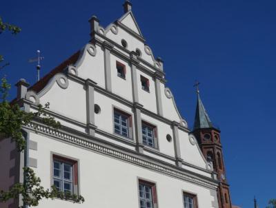 Rathaus Stadt Niemegk