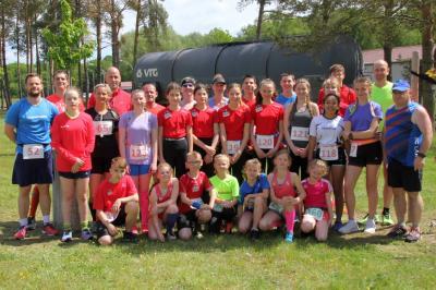 Foto zur Meldung: Spektakulärer Crosslauf fordert alle