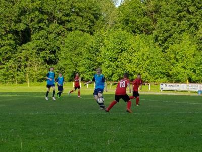 D-Jugend TSV Eggersdorf