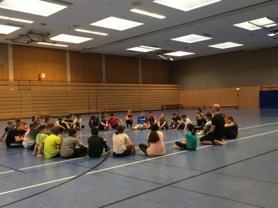 Vorschaubild zur Meldung: Olympia ruft die sechsten Klassen