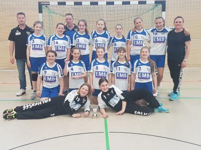 Foto zur Meldung: D-Jugend erfolgreich beim OHV Originalenergie-Cup