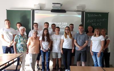 Vorschaubild zur Meldung: Seminar der Generationen wird fortgesetzt