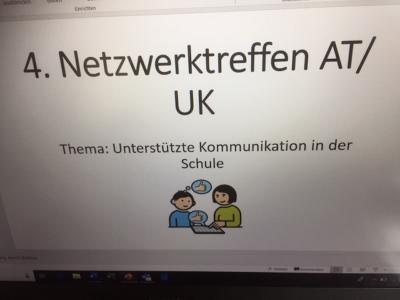 Vorschaubild zur Meldung: Netzwerk-Treffen für den Bereich Unterstützte Kommunikation (UK) und Assistive Technologien (AT)